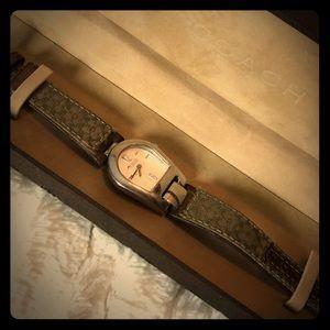 Coach women's wristwatch